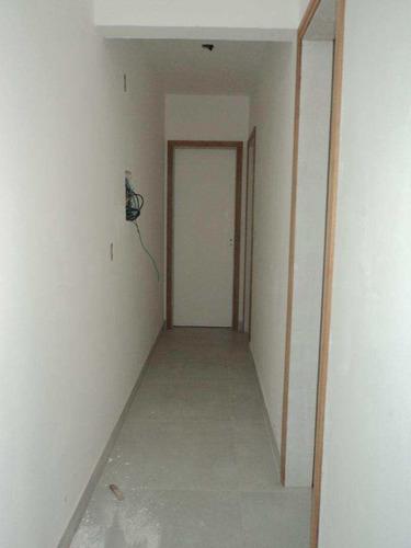 apartamento com 2 dorms, canto do forte, praia grande - r$ 495.000,00, 100,86m² - codigo: 412701 - v412701