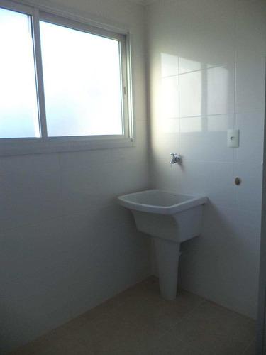 apartamento com 2 dorms, canto do forte, praia grande - r$ 499.000,00, 89m² - codigo: 413206 - v413206
