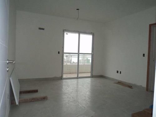 apartamento com 2 dorms, canto do forte, praia grande - r$ 580.000,00, 100,86m² - codigo: 412708 - v412708