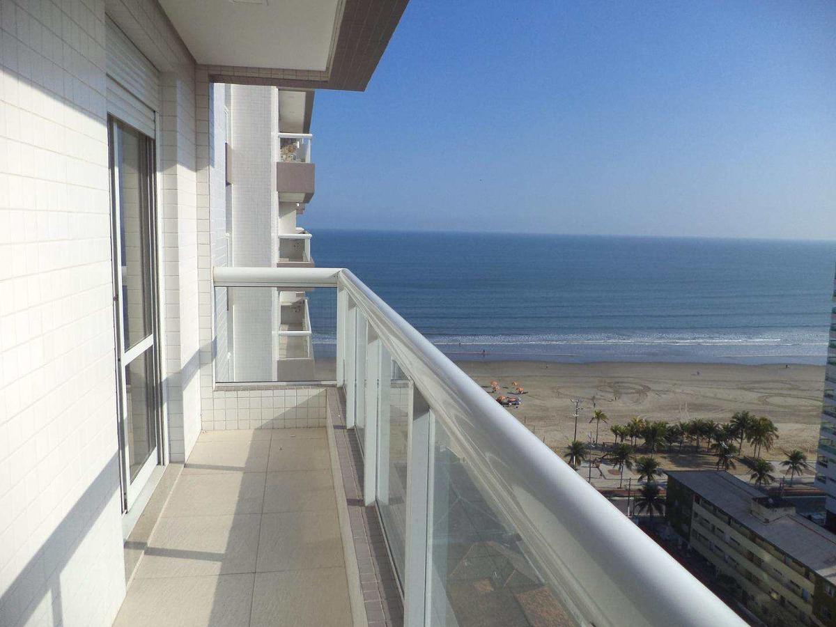 apartamento com 2 dorms, canto do forte, praia grande - r$ 585.000,00, 88,02m² - codigo: 413185 - v413185