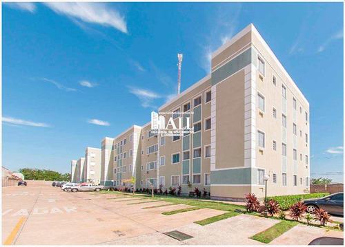 apartamento com 2 dorms, centenário da emancipação, são josé do rio preto - r$ 147.000,00, 56m² - codigo: 3824 - v3824