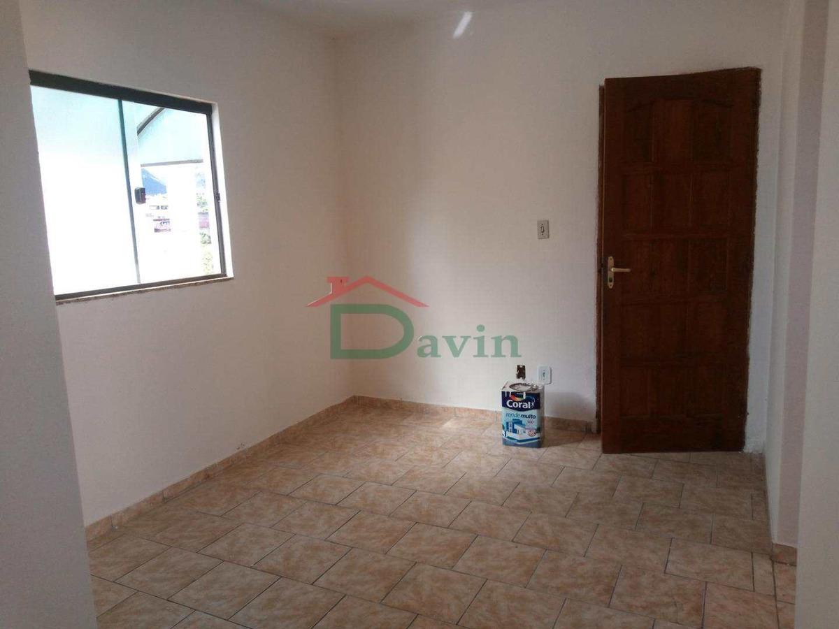 apartamento com 2 dorms, centro, santa cruz de minas - r$ 140 mil, cod: 253 - v253