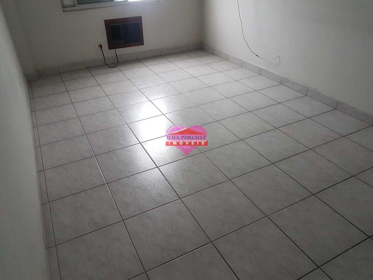 apartamento com 2 dorms, centro, são vicente - r$ 350 mil, cod: 1228 - v1228