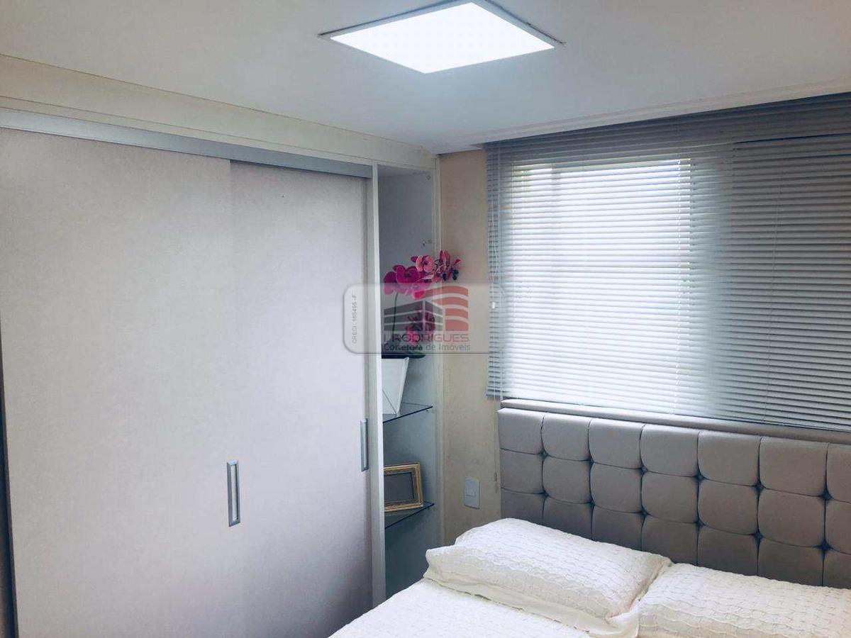 apartamento com 2 dorms, cooperativa, são bernardo do campo - r$ 212 mil, cod: 357 - v357