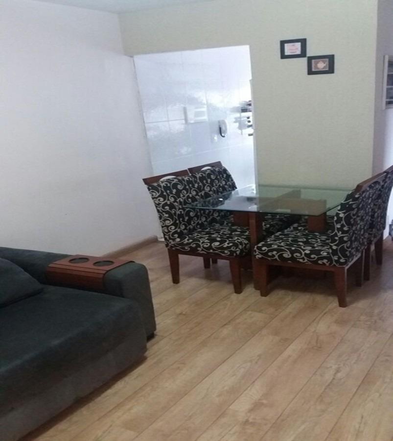 apartamento com 2 dorms - cotia - pedro 77370