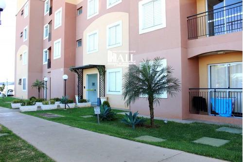 apartamento com 2 dorms, elevador, 1 vg, são josé do rio preto - v138