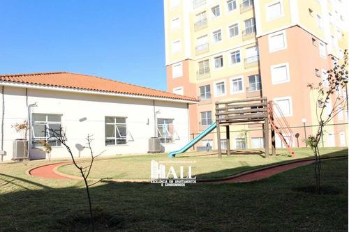 apartamento com 2 dorms, elevador, 1 vg, são josé do rio preto - v198