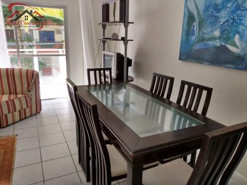 apartamento com 2 dorms, enseada, guarujá - r$ 250 mil, cod: 850 - v850