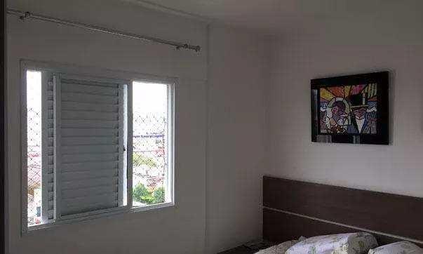apartamento com 2 dorms, estuário, santos - r$ 290 mil, cod: 13212 - v13212