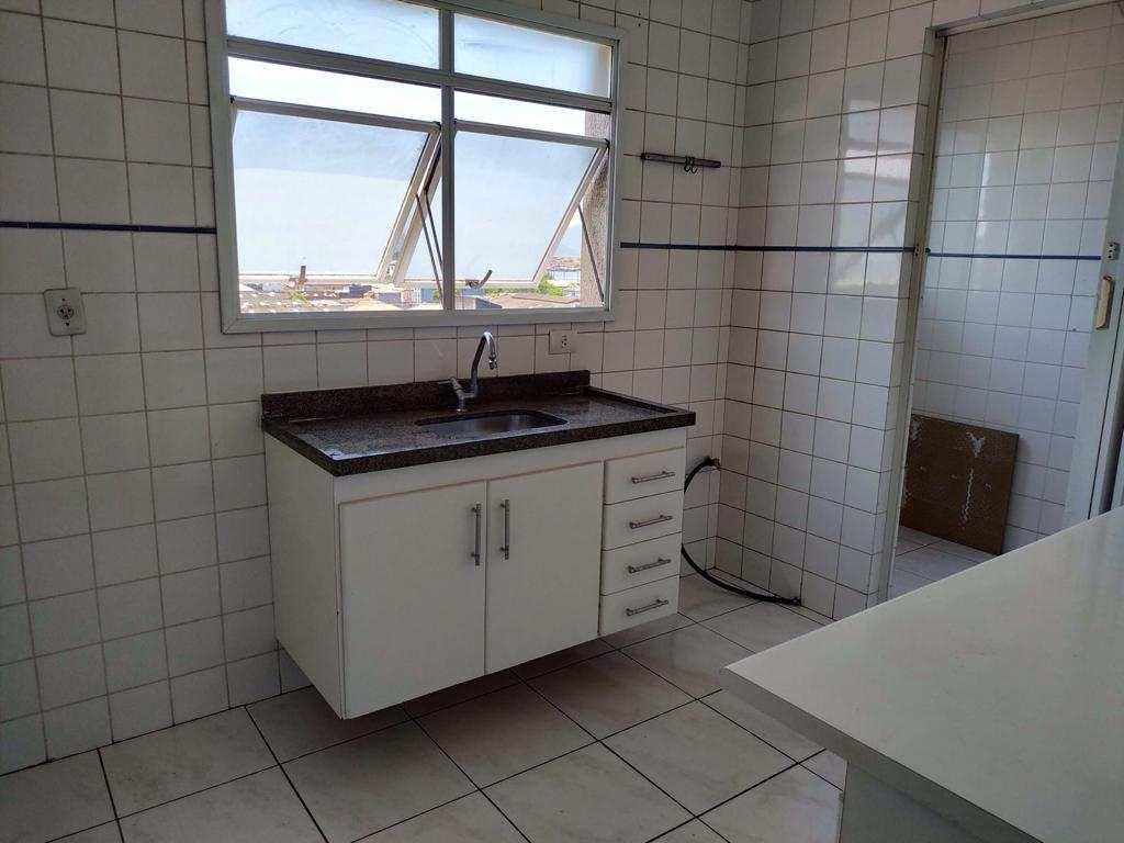 apartamento com 2 dorms, estuário, santos - r$ 300 mil, cod: 10452 - v10452