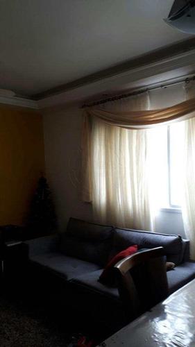 apartamento com 2 dorms, estuário, santos - r$ 320.000,00, 92m² - codigo: 9864 - v9864