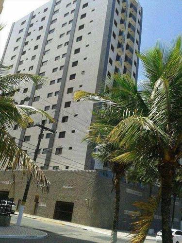 apartamento com 2 dorms, flórida, praia grande - r$ 170.000,00, 70m² - codigo: 412199 - v412199
