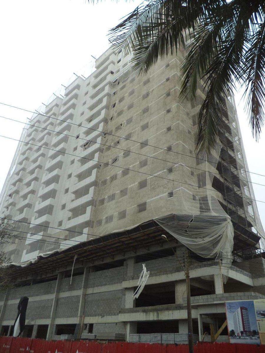 apartamento com 2 dorms, flórida, praia grande - r$ 280.000,00, 68m² - codigo: 413303 - v413303