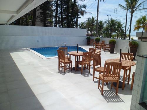 apartamento com 2 dorms, flórida, praia grande - r$ 375.000,00, 71m² - codigo: 412129 - v412129