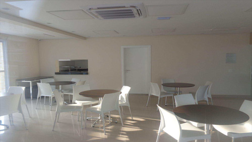 apartamento com 2 dorms, gonzaga, santos, cod: 10051 - a10051