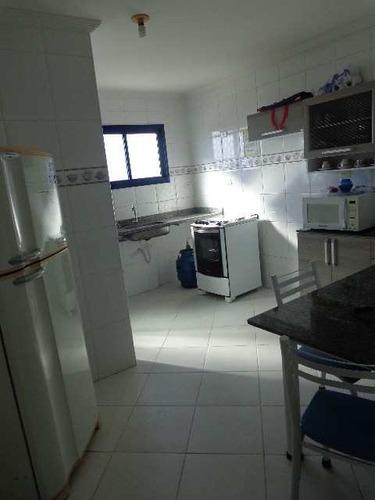 apartamento com 2 dorms, guilhermina, praia grande - r$ 270.000,00, 75m² - codigo: 412147 - v412147