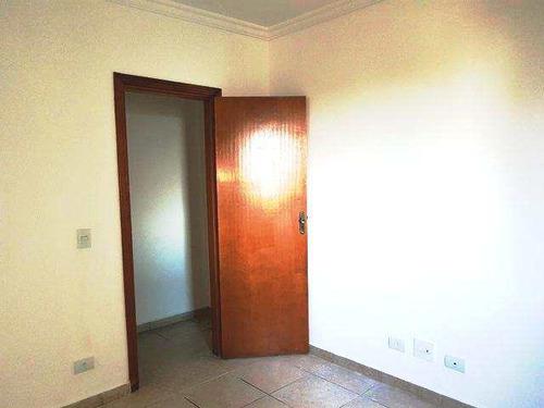 apartamento com 2 dorms, guilhermina, praia grande - r$ 285.000,00, 95m² - codigo: 412434 - v412434