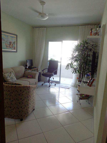 apartamento com 2 dorms, guilhermina, praia grande - r$ 290.000,00, 63m² - codigo: 389100 - v389100