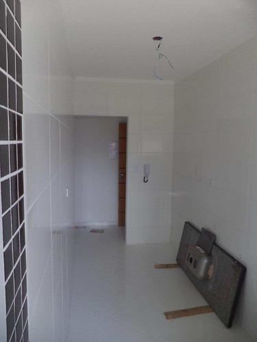 apartamento com 2 dorms, guilhermina, praia grande - r$ 330.000,00, 73,04m² - codigo: 413286 - v413286