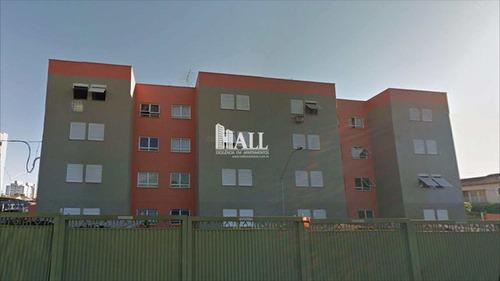 apartamento com 2 dorms, higienópolis, são josé do rio preto - r$ 180.000,00, 64m² - codigo: 1800 - v1800
