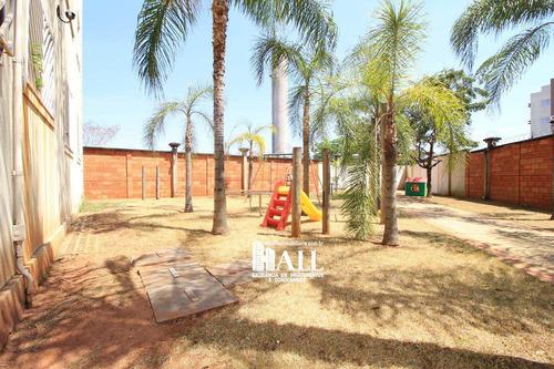 apartamento com 2 dorms, higienópolis, são josé do rio preto - r$ 230.000,00, 58m² - codigo: 4112 - v4112
