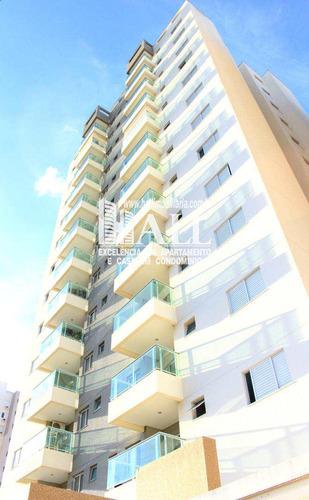 apartamento com 2 dorms, higienópolis, são josé do rio preto - r$ 269.000,00, 60m² - codigo: 3559 - v3559