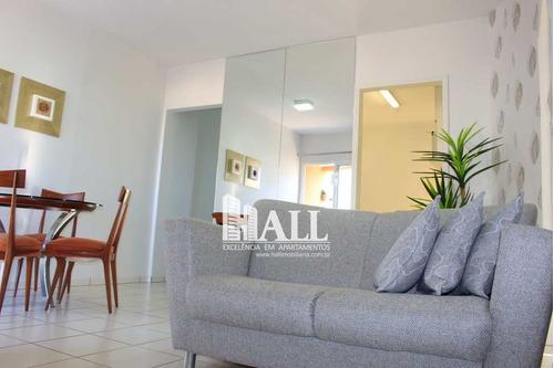 apartamento com 2 dorms, higienópolis, são josé do rio preto - r$ 275.000,00, 77m² - codigo: 2269 - v2269
