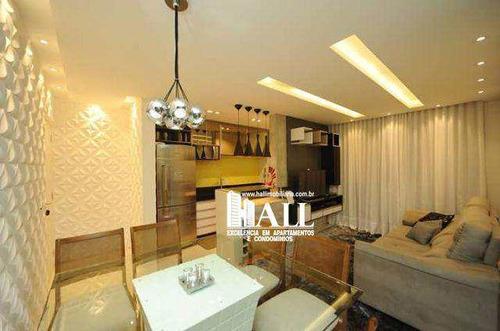 apartamento com 2 dorms, higienópolis, são josé do rio preto - r$ 488.000,00, 64m² - codigo: 3751 - v3751