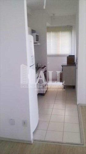 apartamento com 2 dorms, jardim bosque das vivendas, são josé do rio preto - r$ 179.000,00, 58m² - codigo: 1520 - v1520