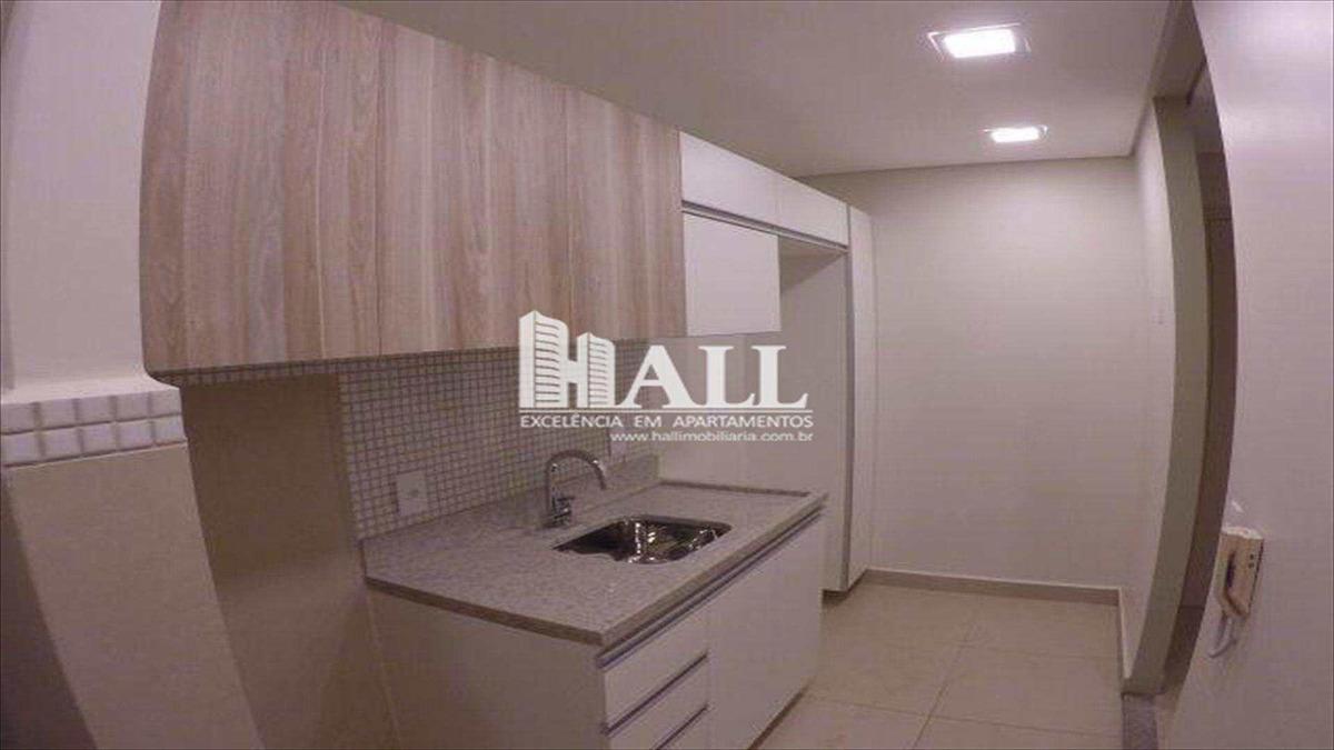 apartamento com 2 dorms, jardim bosque das vivendas, são josé do rio preto - r$ 237.000,00, 62m² - codigo: 1231 - v1231