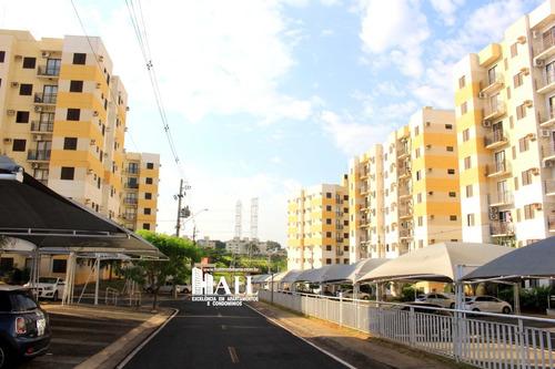 apartamento com 2 dorms, jardim bosque das vivendas, são josé do rio preto - r$ 248.000,00, 55m² - codigo: 3079 - v3079