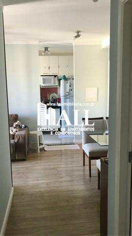 apartamento com 2 dorms, jardim bosque das vivendas, são josé do rio preto - r$ 248.000,00, 60m² - codigo: 3288 - v3288