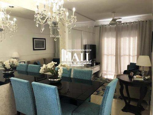 apartamento com 2 dorms, jardim bosque das vivendas, são josé do rio preto - r$ 268.000,00, 50m² - codigo: 4094 - v4094