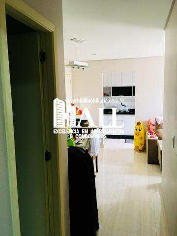 apartamento com 2 dorms, jardim bosque das vivendas, são josé do rio preto - r$ 275.000,00, 50m² - codigo: 1934 - v1934