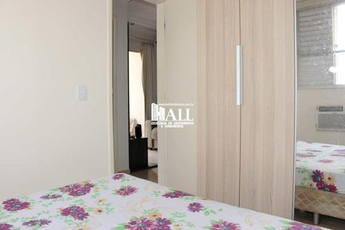 apartamento com 2 dorms, jardim conceição, são josé do rio preto - r$ 178.000,00, 60m² - codigo: 2714 - v2714