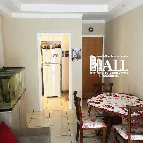 apartamento com 2 dorms, jardim jandira, são josé do rio preto - r$ 177.000,00, 65m² - codigo: 1753 - v1753