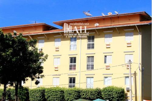 apartamento com 2 dorms, jardim jandira, são josé do rio preto - v68