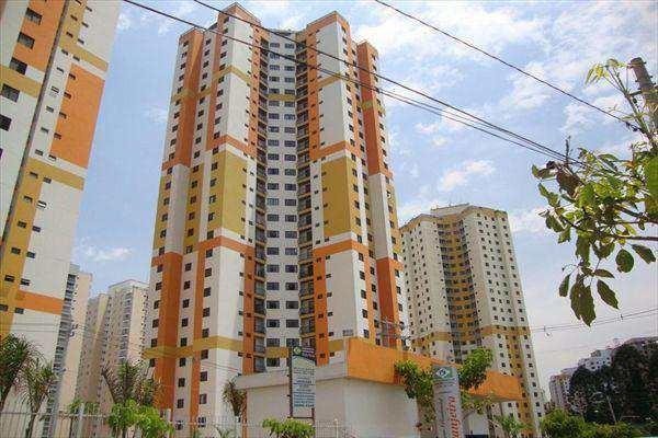 apartamento com 2 dorms, jardim maria rosa, taboão da serra - r$ 320 mil, cod: 610 - a610