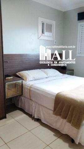 apartamento com 2 dorms, jardim santa catarina, são josé do rio preto - r$ 278.000,00, 80m² - codigo: 3542 - v3542
