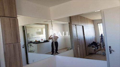 apartamento com 2 dorms, jardim santa lúcia, são josé do rio preto - r$ 158.000,00, 59m² - codigo: 1649 - v1649