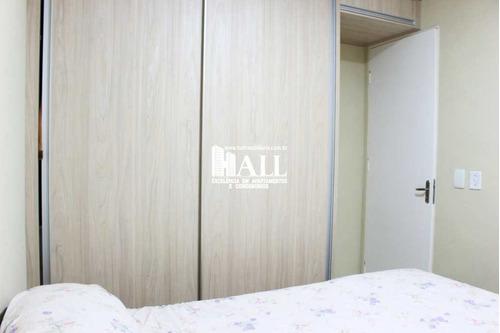 apartamento com 2 dorms, jardim santa rosa i, são josé do rio preto - r$ 194.000,00, 54m² - codigo: 149 - v149