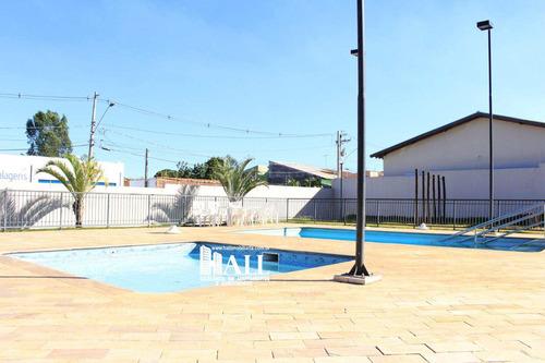 apartamento com 2 dorms, jardim santa rosa i, são josé do rio preto - r$ 218.000,00, 60m² - codigo: 3622 - v3622