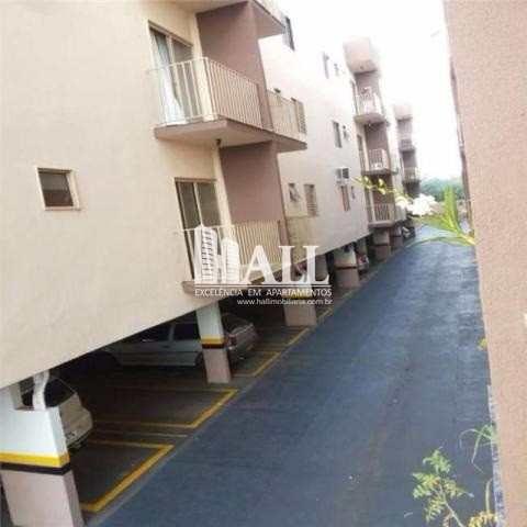 apartamento com 2 dorms, jardim seyon, são josé do rio preto - r$ 150.000,00, 60m² - codigo: 71 - v71