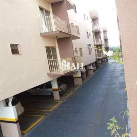 apartamento com 2 dorms, jardim seyon, são josé do rio preto - v95