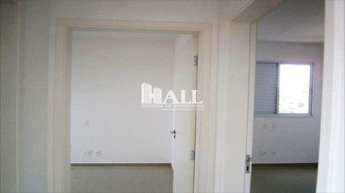 apartamento com 2 dorms, jardim sônia, são josé do rio preto - r$ 227.000,00, 66m² - codigo: 274 - v274