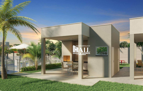 apartamento com 2 dorms, jardim são marco, são josé do rio preto - r$ 174.000,00, 53,24m² - codigo: 4397 - v4397