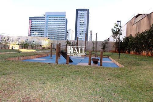 apartamento com 2 dorms, jardim tarraf ii, são josé do rio preto - r$ 329.000,00, 80m² - codigo: 3502 - v3502