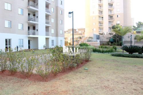 apartamento com 2 dorms, jardim tarraf ii, são josé do rio preto - r$ 358.000,00, 76m² - codigo: 3143 - v3143