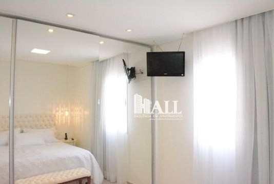 apartamento com 2 dorms, jardim tarraf ii, são josé do rio preto - r$ 389.000,00, 88m² - codigo: 2217 - v2217