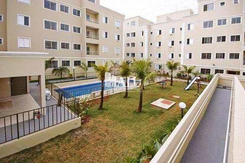 apartamento com 2 dorms, jardim urano, são josé do rio preto - r$ 179.000,00, 53m² - codigo: 1000 - v1000
